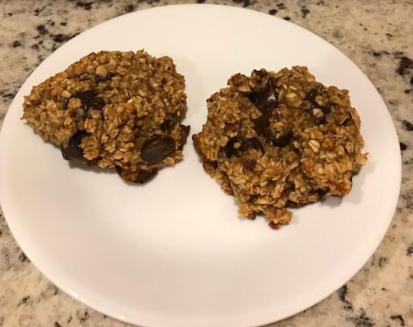 Oatmeal Chocolate Chip Cookies - Small Batch