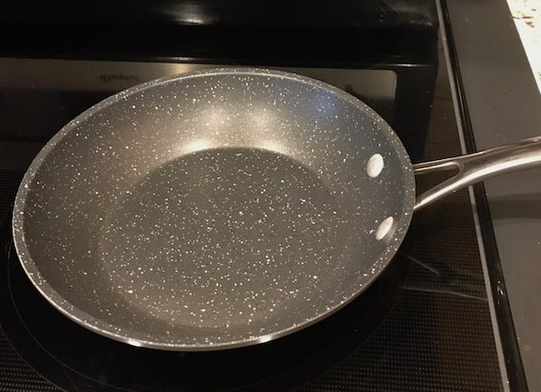 "Small 8"" nonstick frying pan"