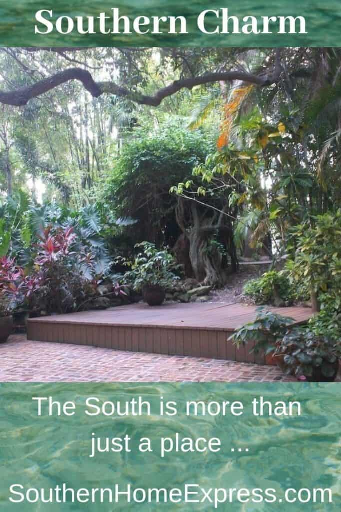 The South is more than a place. It has charm, a sense of family, and lots of great food.