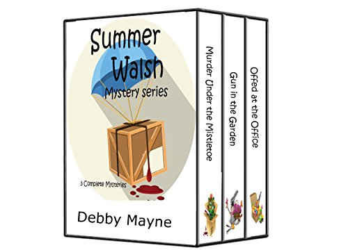 Series of Summer Walsh mystery novels